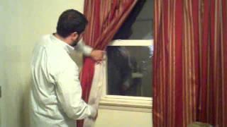 2017 11 06 How To Install Curtain Holdbacks