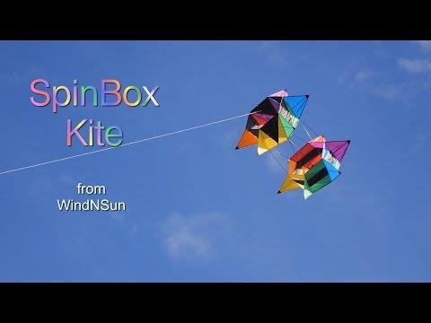 SpinBox kite from WindNSun