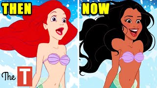 Disney Is Changing Their Princesses And Here's How