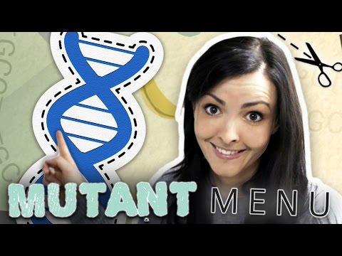 MUTANT MENU     The Ethics of Gene Editing