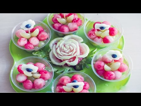 14 Fun Food Art Projects That Encourage Kids to Eat Healthy ᴴᴰ █▬█
