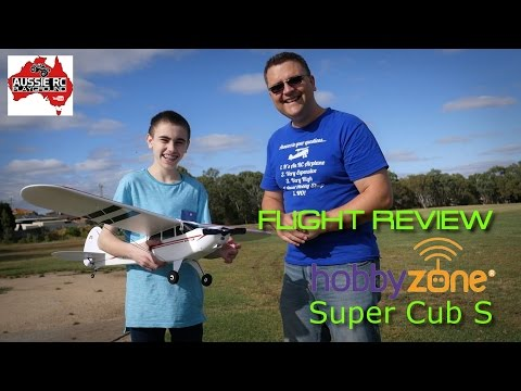 FLIGHT REVIEW: HobbyZone Super Cub S🛩