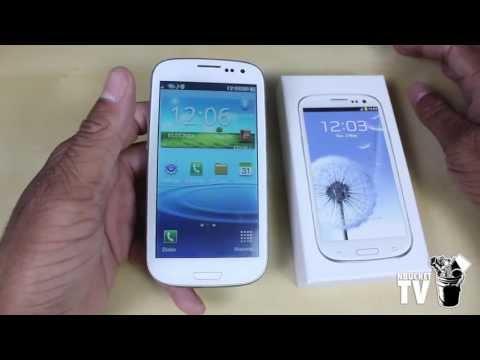 Fake Samsung Galaxy S3 (Beware)