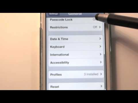 iOS 5: LED Flash for Calls and Alerts