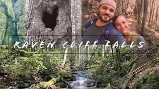 Raven Cliff Falls | Remaking Our First Video | Top 10 Georgia Hikes | Best Camping Spots In Georgia