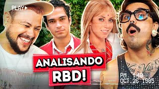 NOSTALDIVA - MOMENTOS ICÔNICOS DE 'REBELDE - RBD' | Diva Depressão