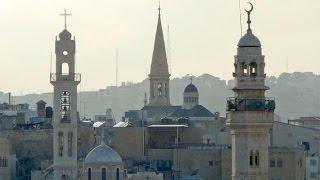 Bethlehem, Palestine: Church of the Nativity