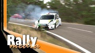 WRC Rally Catalunya 2011 (HD)
