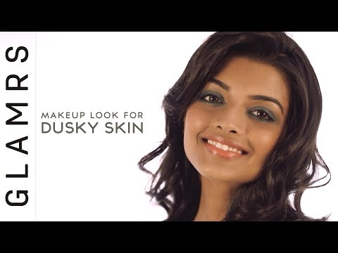 Full Face Party Makeup Look Using Only 3 Products | Indian Dusky Skin Makeup by Pallavi Symons
