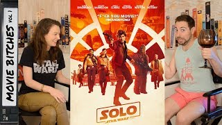Solo: A Star Wars Story | Movie Review | MovieBitches Ep 193
