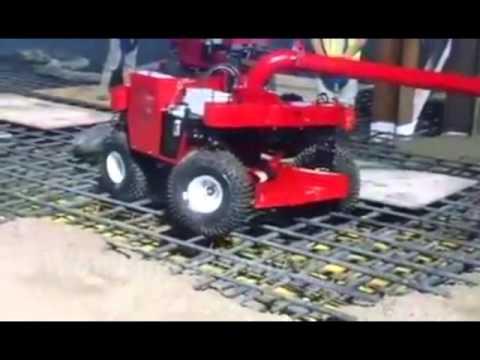 Building Slab New Concrete Pouring Machine