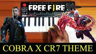 Free Fire x Cobra x CR7 Theme By Raj Bharath | 2021