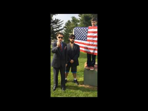 High School Presidential Campaign video.