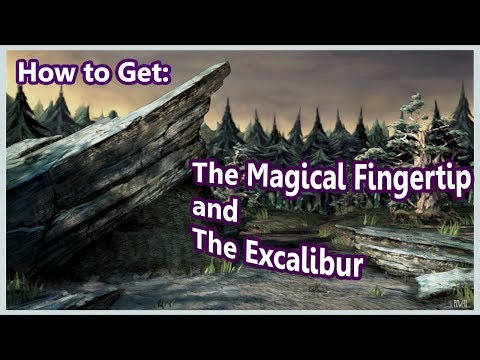 Final Fantasy IX | Loose Ends | How to Get the Excalibur and Magical Fingertip