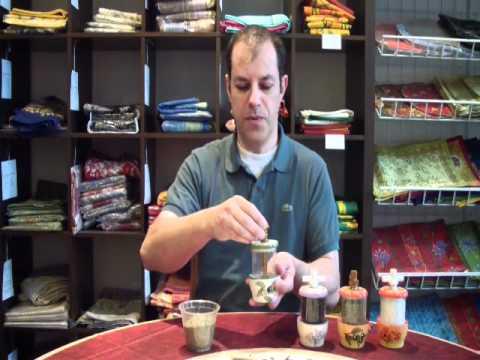 Provence Ceramic Spice Mills