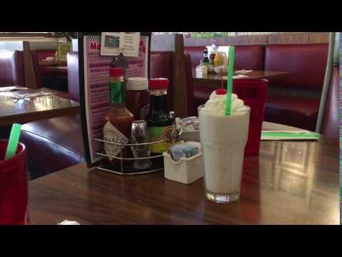 Vanilla Milkshake from Big City Diner