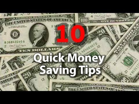 10 MONEY SAVING TIPS FOR STUDENTS