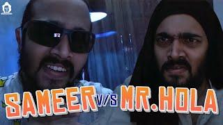 BB Ki Vines-   Sameer Vs Hola - The Ultimate Roast  