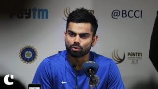 Virat Kohli breaks his silence on ball-tampering allegations