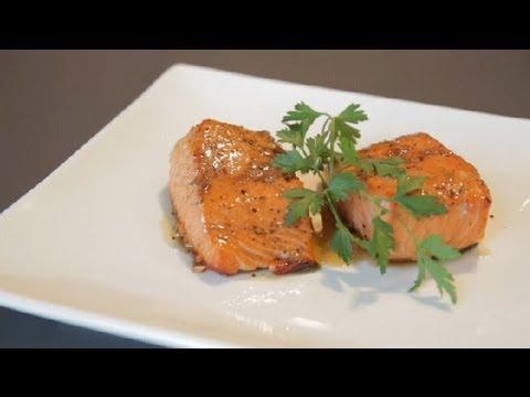 Whiskey-Glazed Salmon : Recipes From the Northwest