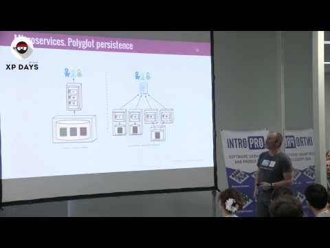 Building a micro-services architecture with smart use cases (Sander Hoogendoorn, Netherlands)