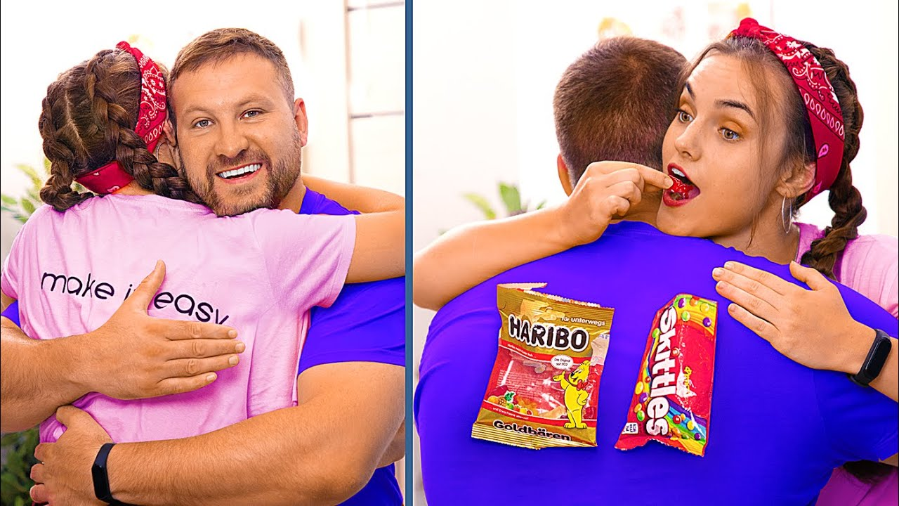 14 Ways To Sneak Candies from Your Parents