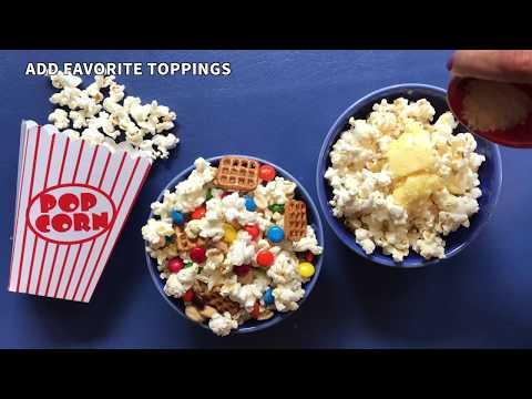 Microwave Popcorn - Hack