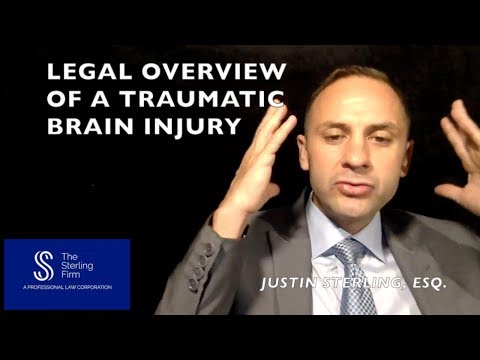 LEGAL OVERVIEW OF A TRAUMATIC BRAIN INJURY