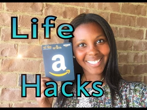 Life Hacks // Earn gas points via gift cards easily