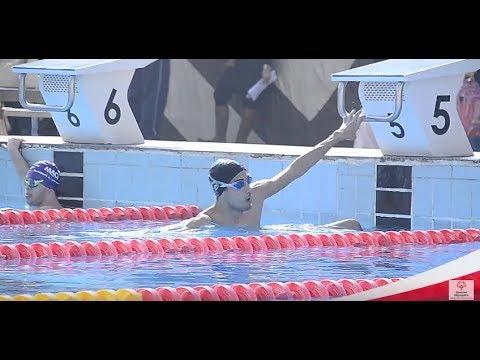 السباحه من الالعاب الشعبيه بالاولمبياد الخاص في العالم.