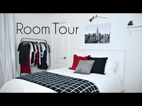 Modern Room Tour 2018! How to Organize Your Room!