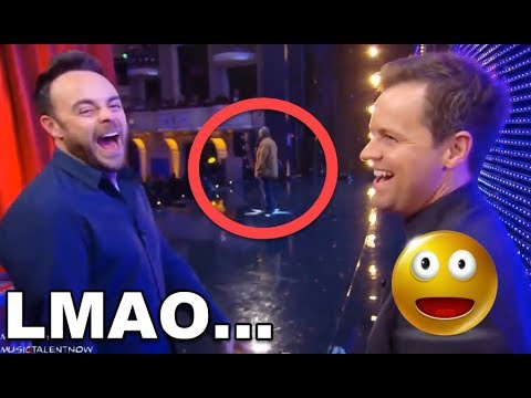 4 *FUNNY & HILARIOUS MOMENTS* EVER On Britain's Got Talent!