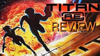 Titan A.E. (2000) Movie Review
