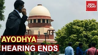 Ayodhya Hearing Ends, SC Reserves Judgement: Will The Dispute Laid To Rest Soon? | 5ive Live