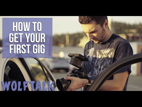 How to Get Clients- Music Videos, Real Estate Videos (Wolf Talk)