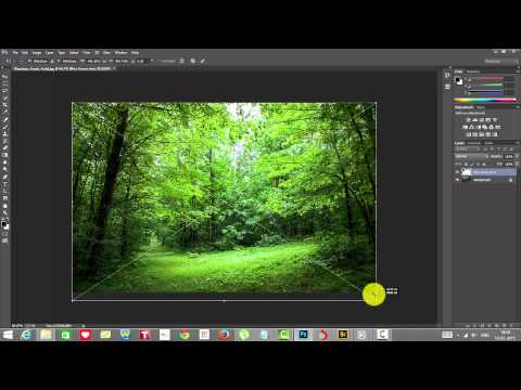Photoshop Essentials - How to combine layers and blending modes