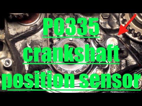 P0335 Replace Crankshaft Position (TDC) Sensor '97-'02 Honda Accord √ Fix it Angel