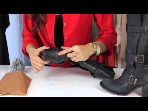 How to Give Boots a Vintage Look : Style Savvy
