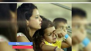 Wife Of Ms Dhoni Spotted In CSK vs KKR Match In IPL 2018