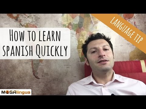 How to learn Spanish in no time