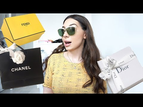 Weekend Vlog: Selling My Luxury Items & Shopping For Paris!