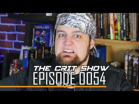 Augmented Police Force | CRIT Show 0054