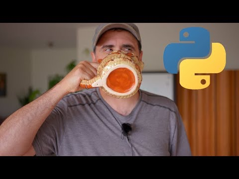 What about Python in 2018?