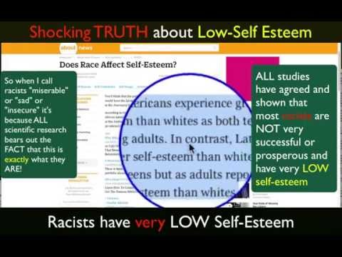 SHOCKING Facts About Low SELF-ESTEEM