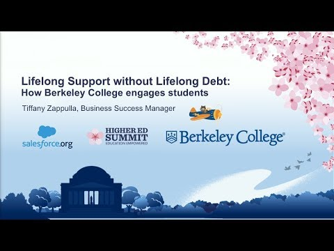 Lifelong Support without Lifelong Debt: How Berkeley College Engages Students