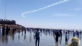Karachi SeaView Air Show | Pakistan Day 2017