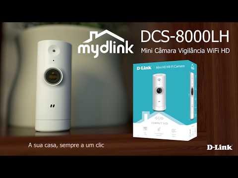 DCS 8000LH mini Câmara vigilância