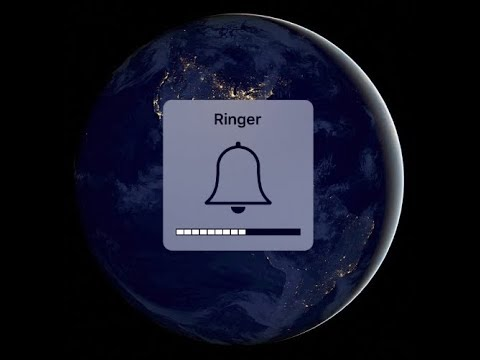 Change Ringer Volume on iPhone - IOS 11