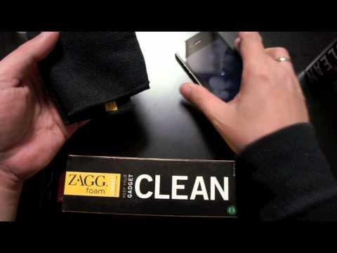 ZAGGFoam Gadget Cleaning Solution