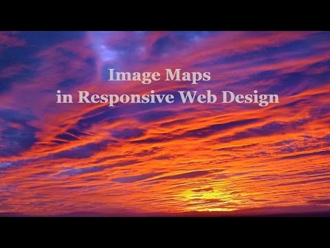 Image Maps in Responsive Web Design